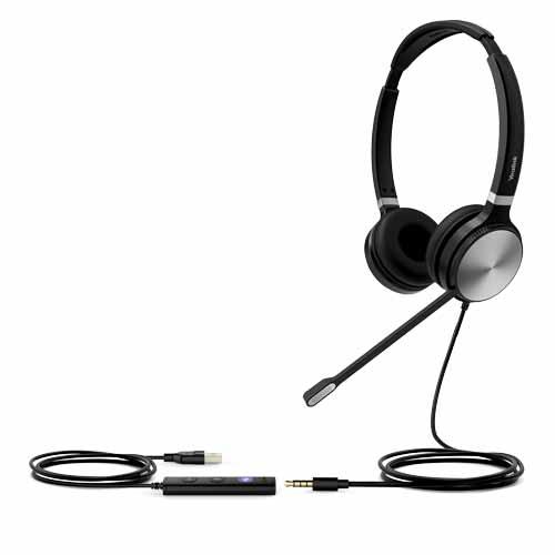 Yealink UH36-Duo-Headset